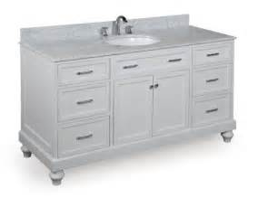 60 inch white bathroom vanity single sink amelia 60 inch single sink bathroom vanity carrera white