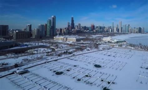 fotos chicago invierno v 205 deo un invierno en chicago