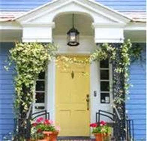 blue house yellow door 1000 images about color door on pinterest coral front