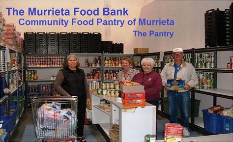 Neighborhood Food Pantries by St Martha Community Food Pantry Of Murrieta Foodpantries Org