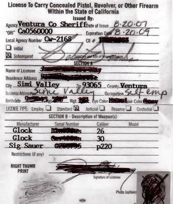 Applying For A Shotgun Licence With A Criminal Record California Gun Laws