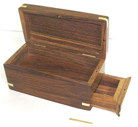 secret box secret compartment boxes wooden boxes with secret