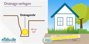 drainage verlegen garten drainage richtig verlegen anleitung in 3 schritten talu de