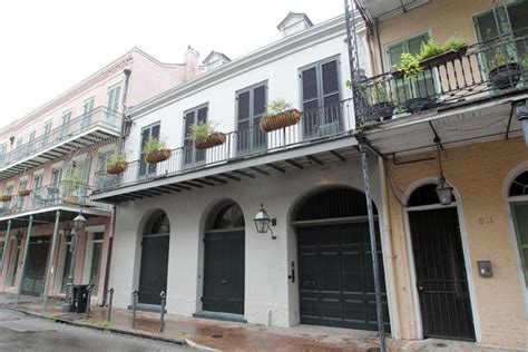 brad pitt and angelina jolie s french quarter home in new brad pitt new orleans homes