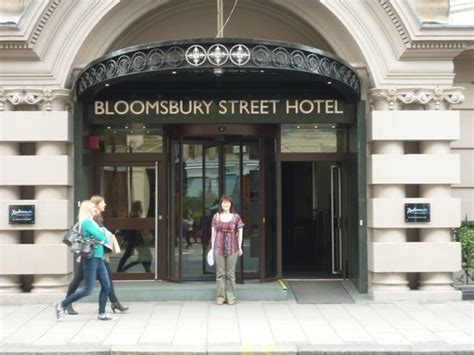 Bloomsbury Is 21 by Bloomsbury Hotel Picture Of Radisson