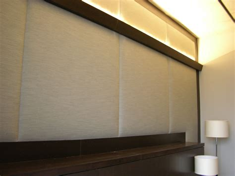 padded wall panels exclusive upholstered fabric wall panels with classy