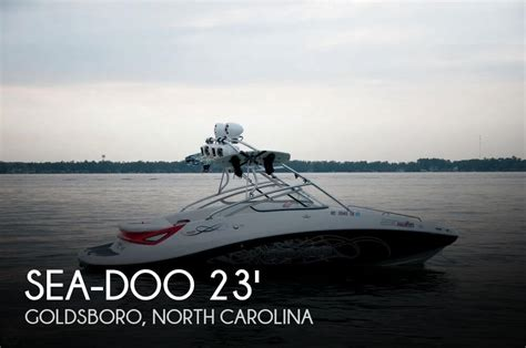 sea doo boats for sale in nc sea doo 230 wake edition boat for sale in goldsboro nc