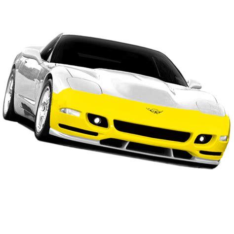 c5 corvette front bumper c5 tiger shark front fascia
