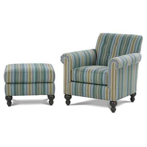 Side Chair With Ottoman Teal Accent Chair With Ottoman Home Design Ideas