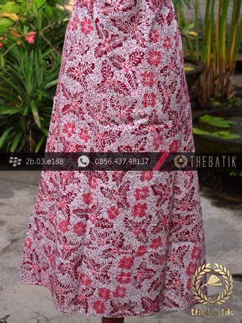 jual batik tulis jogja motif bantulan gringsing merah