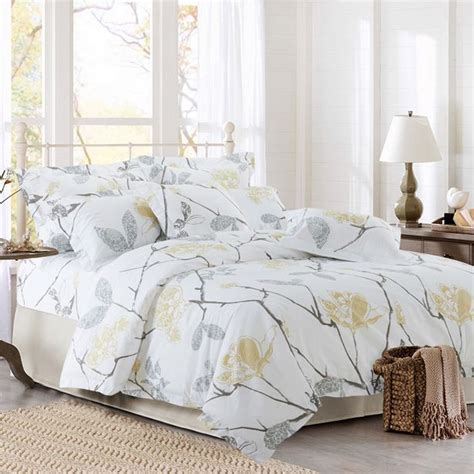 White Bed Linen Sets Black And White Bedding Set Quilt Hotel Duvet Cover Bed Sheets Linen King