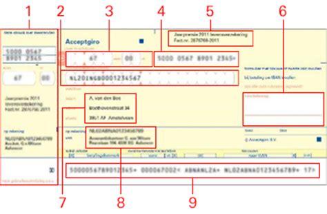 deutsche bank iban deutsche bank acceptgiro s en overschrijvingsformulieren