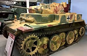 german l surviving luchs lynx panzer ii at the tank museum