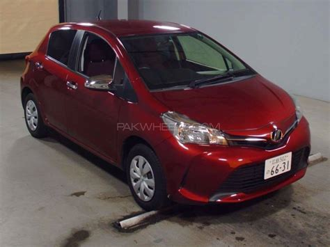 Toyota Vitz Toyota Vitz Jewela 1 0 2014 For Sale In Karachi Pakwheels