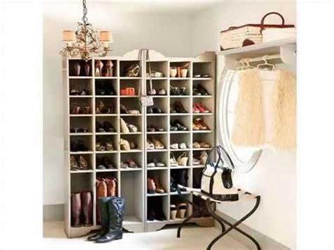 Cheap Garage Plans by Shoe Storage Ideas Ideas For Shoe Storage Youtube