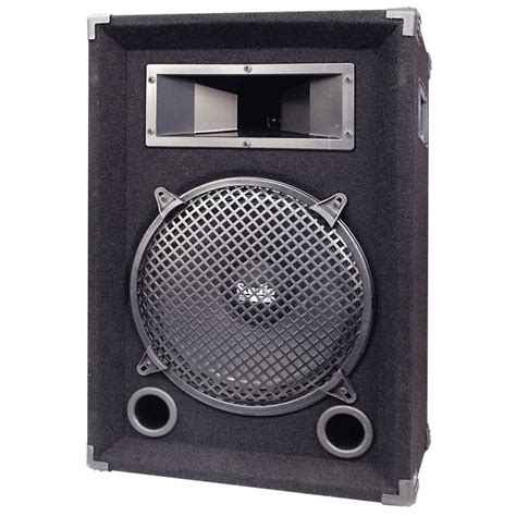 Speaker Subwoofer 12 Inch pyramid pmbh1239 2 way 300w 12 inch subwoofer speaker system with built in crossover network