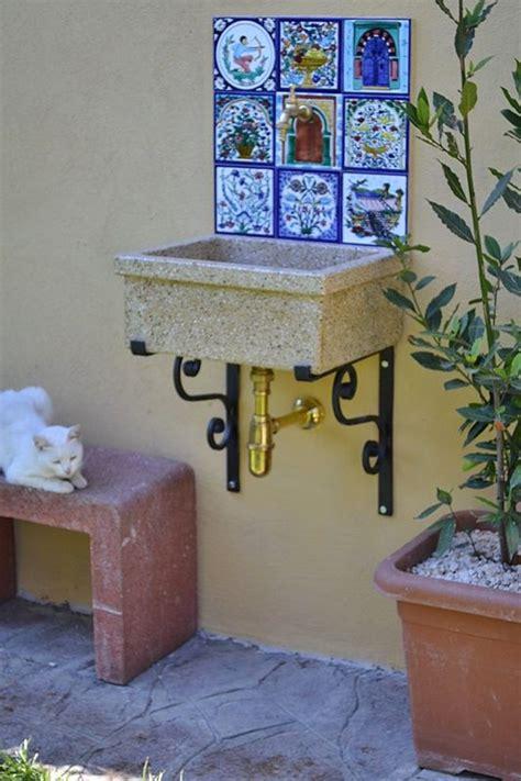 lavello per esterno oltre 25 fantastiche idee su lavello esterno su