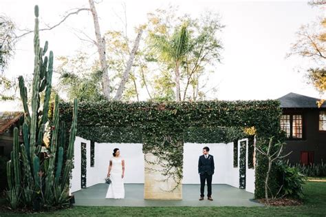 unique florida wedding venues a stylish outdoor wedding celebration at the acre in
