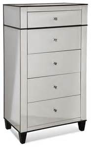 chelsea mirrored chest contemporary dressers