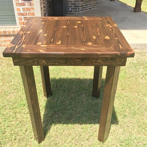 square high top table 12 best images about done on kreg jig tacoma