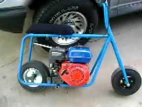 mini bike motorsiklet