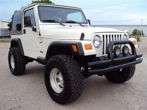 Electric Jeep Wrangler For Sale Purchase Used For Sale 2004 Jeep Wrangler Electric Lime