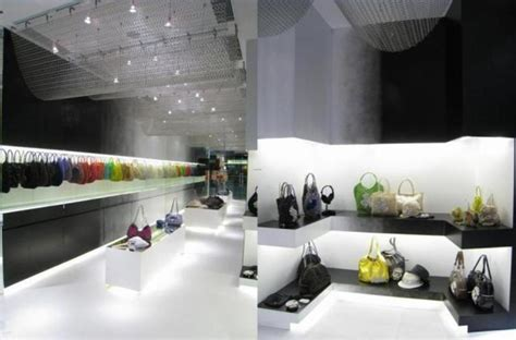 Interior Design Stores by Anteprima Plastiq Shop Interior Design At Times Square