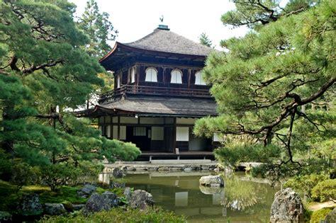 Garten Mit Pavillon 605 by Ginkaku Ji Silberner Pavillon Foto Bild Asia Japan