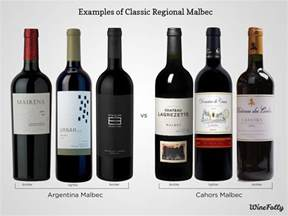 learn the difference argentinian malbec vs french malbec wine folly
