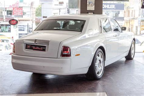 roll royce delhi 2007 used rolls royce phantom for sale in delhi india bbt