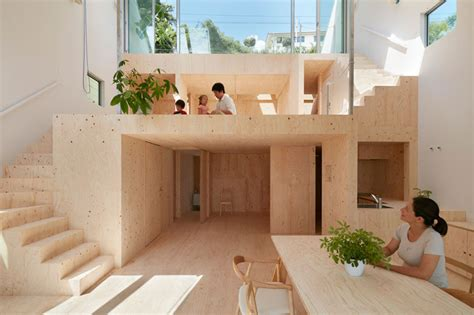 nord a minimalist japanese house inspired by religious reslope house in kobe tomohiro hata archeyes