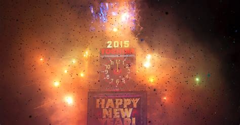 new years 2015 in new york new years in new york happy new year the world rings in