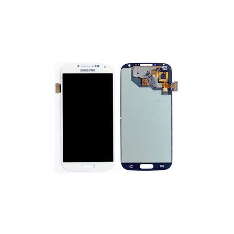 Lcd Hp Samsung S4 vitre tactile ecran lcd samsung galaxy s4 i9500 blanc gh97 14666a s2i informatique