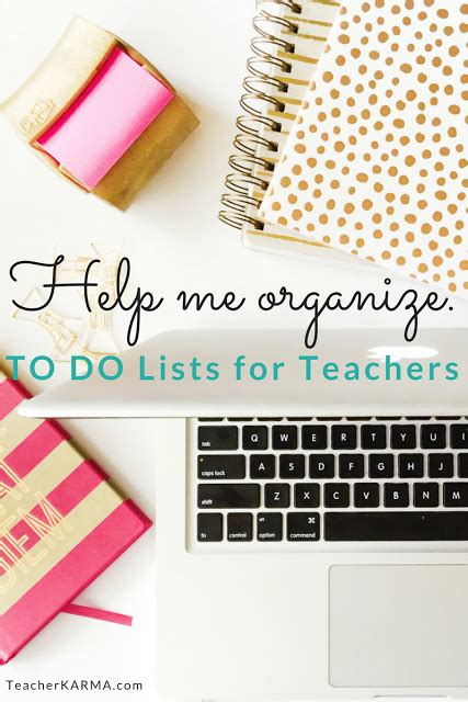 112 best images about teacher to do lists on pinterest teacher s to do lists teacher karma