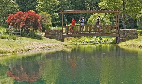 Vienna Botanical Garden File Bridge At Meadowlark Botanical Gardens Vienna Va May 2012 7279201620 Jpg Wikimedia