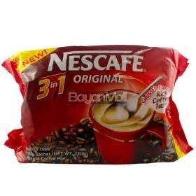 Nescafe Gold 3in1 20g X 10pcs nescafe classic 100 instant coffee net wt 100g