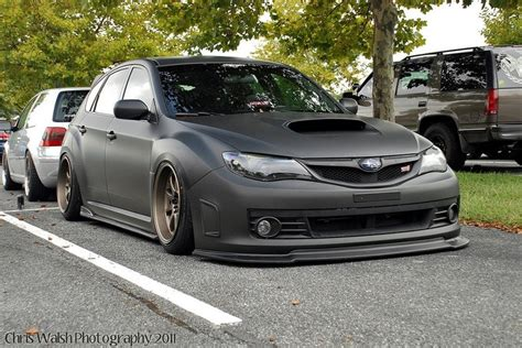 subaru matte black subaru impreza hatchback flat black dream cars