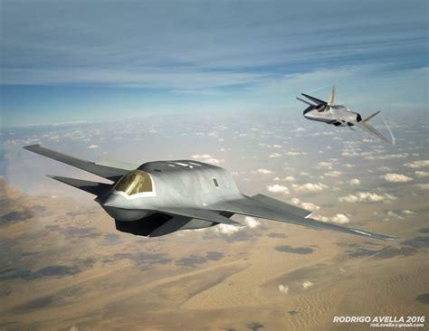 sixth generation jet fighter sixth generation fighter by rodrigoavella on deviantart