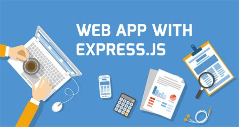 express js app layout how to create a simple web app with express 805 png