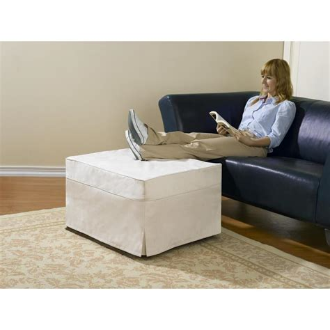 guest bed ottoman ottoman guest bed domestify