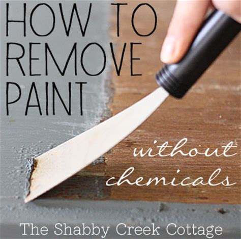 how to remove paint from kitchen cabinets remove paint from furniture without chemicals step by