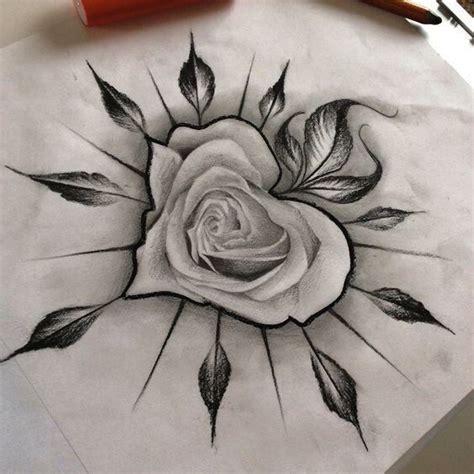 girly rose tattoo de 25 bedste id 233 er inden for blomster tatoveringer p 229