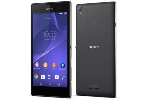 sony mobile xperia xperia t3 specifications 5 3 touchscreen sony mobile