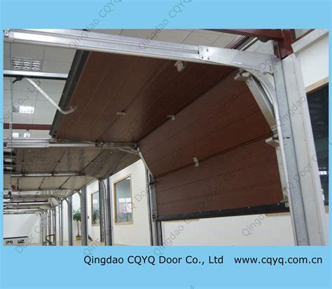 automatic sectional garage doors china automatic sectional door china sectional garage