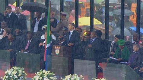 Barack Obama Criminal Record Deaf And Mute Translator Next To Barack Obama At Mandela Funeral Sign Language