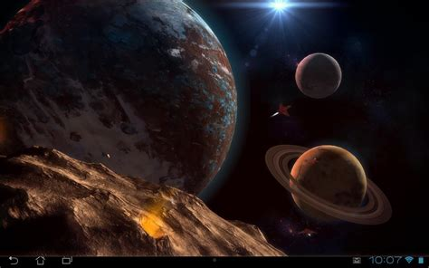 wallpaper 3d apk planetscape 3d live wallpaper android apps auf google play
