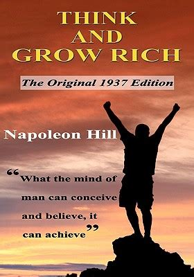 think and grow rich 1937 edition ebook think and grow rich the original 1937 edition paperback
