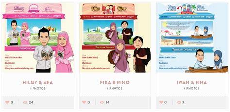 aplikasi untuk membuat undangan pernikahan online penting perhatikan desain dalam undangan pernikahan