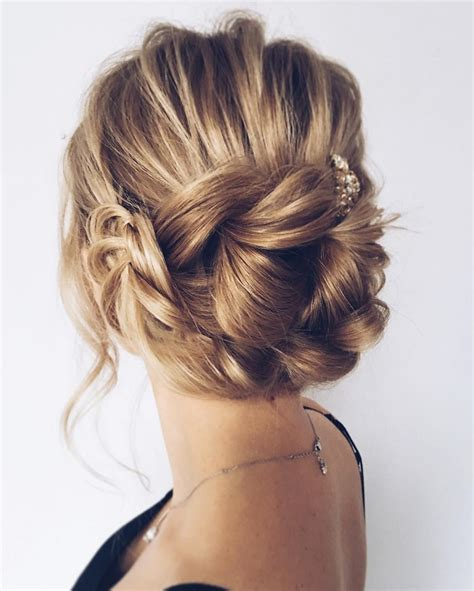 Wedding Updo Hairstyles With Braids by Wedding Updos With Braids Modern Take On Braids Updos