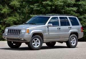 1998 jeep grand 5 9 limited specifications